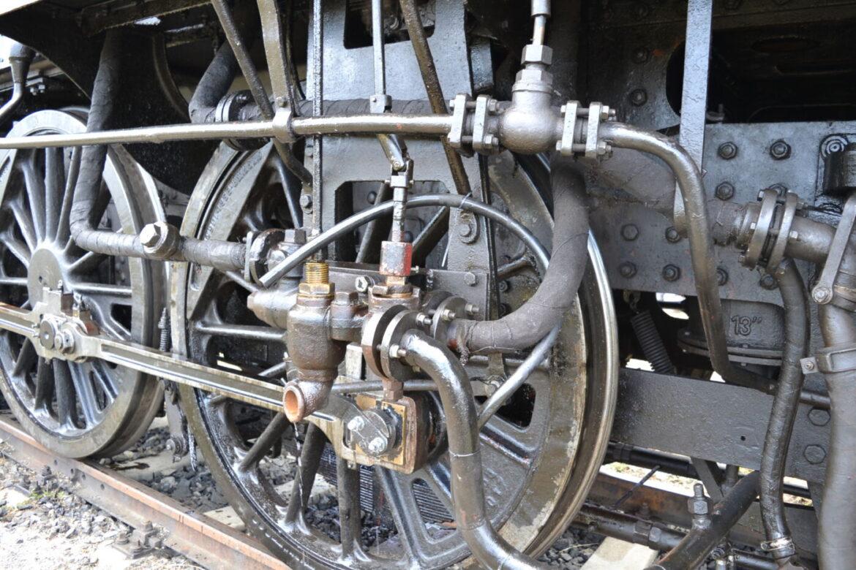 Parní lokomotiva MAV 424